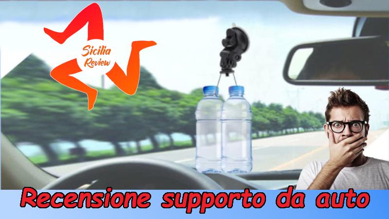 Recensione supporto per smartphone e gopro