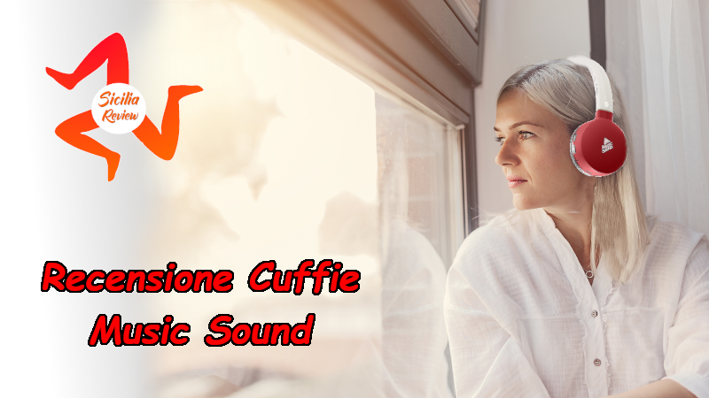Recensione Auricolari bluetooth Music Sound